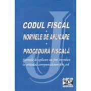 Codul fiscal 2009. Normele de aplicare. Procedura fiscala. Normele metodologice de aplicare a codului fiscal au fost introduse la articolele corespunzatoare din cod - Cu modificarile pana la 6 ianuari
