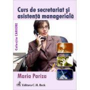 Curs de secretariat si asistenta manageriala