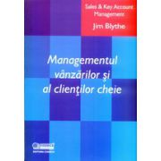 Managementul vanzarilor si al clientilor cheie