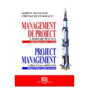 Management de proiect – o abordare practică. Project management – a practical approach