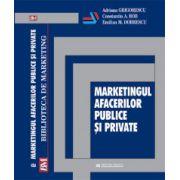 Marketingul afacerilor publice si private