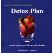 Detox Plan - sucuri pentru purificare şi întinerire