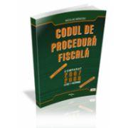 Codul de Procedura Fiscala 2007-2008 (lege+norme), Editia a II-a