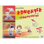 Educatie tehnologica clasa a III-a