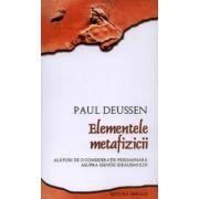 Elementele metafizicii