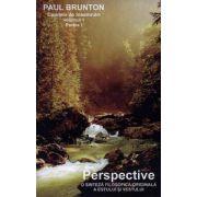 Perspective: o sinteza filosofica originala a estului si vestului - vol. 1: caiete de însemnari - partea I + II