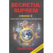 Secretul Suprem (vol. 2) - cartea care va transforma întreaga lume