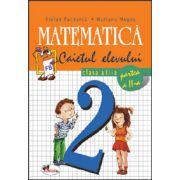 Matematica pentru clasa a II-a - caiet partea II - Pacearca
