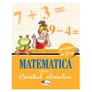 Matematica. Caietul elevului. Partea a II-a - Chiran