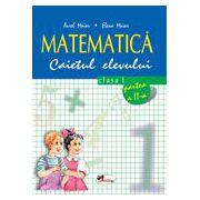 Matematica. Caietul elevului. Partea a II-a - Maior