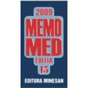 MEMOMED 2009. Memorator de farmacologie si ghid farmacoterapic - Editia 15