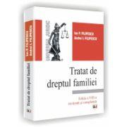 Tratat de dreptul familiei, editia a VIII-a revazuta si completata