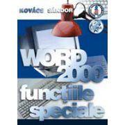 WORD 2000 - Functii speciale