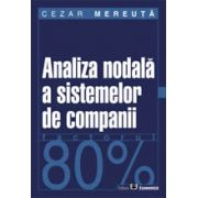 Analiza nodala a sistemelor de companii