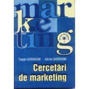 Ceretari de marketing