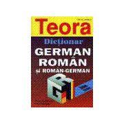 Dictionar german-roman si roman-german, 38.000 de cuvinte