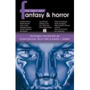 The Year's Best Fantasy And Horror Vol 2