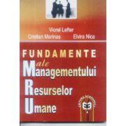 Fundamente ale Managementului Resurselor Umane