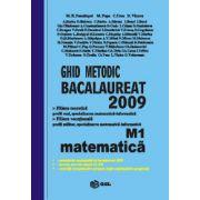 Ghid Metodic Bacalaureat 2009 matematica M1