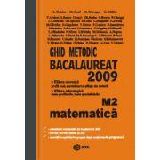 Ghid Metodic Bacalaureat 2009 matematica M2