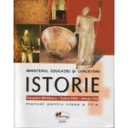 Istorie. Manual pentru clasa a IV-a - Pitila