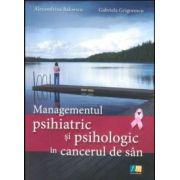Managementul psihiatric şi psihologic în cancerul de sân