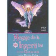 Mesaje de la Îngerii tăi Cărţi oracol (Set de 44 de cărţi oracol şi un ghid)