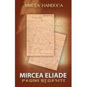 Mircea Eliade. Pagini regasite