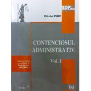 Contenciosul administrativ - Vol. I si Vol. II