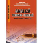 Analiză economico - financiară - Repere teoretice si practice