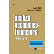Analiza economico-financiara, editia a II-a + Analiza economico-financiara. Teste-grila