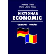 Dictionar economic german roman 64. 500 de cuvinte