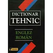 Dictionar Tehnic englez - roman