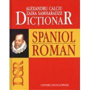 Dictionar Spaniol - Roman 100.000 de cuvinte