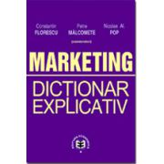Dictionar explicativ de marketing