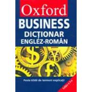 Oxford Business. Dictionar englez - roman