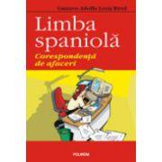 Limba spaniola. Corespondenta de afaceri