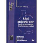 Statutul functionarilor publici