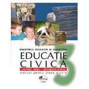 Educatie civica – manual, clasa a III-a