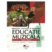 Educatie muzicala – manual, clasa a IV-a
