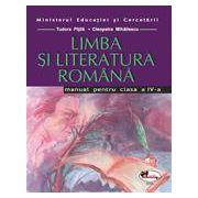 Limba si literatura romana manual pentru clasa a IV-a - Tudora Pitila si Cleopatra Mihailescu