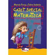 Matematica Clasa I - Caiet Special (Aricel)