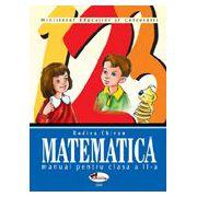 Matematica – manual, clasa a II-a