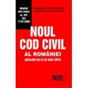 Noul Cod Civil al Romaniei. Culegere de acte normative