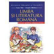 Limba si literatura româna – manual, clasa a II-a