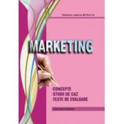 Marketing.Concepte.Studii de caz.Teste de evaluare