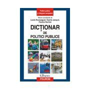 Dictionar de politici publice