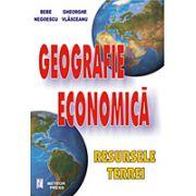 Geografie economica. Resursele Terrei