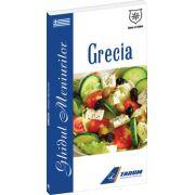 GRECIA – GHIDUL MENIURILOR