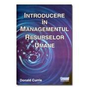 Introducere in managementul resurselor umane